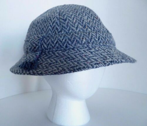 Vintage Shandon Headwear Donegal Tweed Herringbone