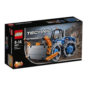 LEGO-Technic-Kompaktor-42071