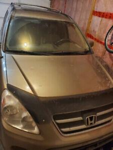 2005 Honda CR-V EXL