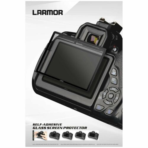 A7s II GGS LARMOR Optical Glass LCD Screen Protector for Sony A7r MK2 A9,A7R 3