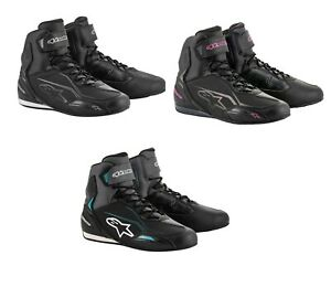 2019 Alpinestars Faster-3 Motorcycle Street Bike Riding Shoes Pick Size//Color