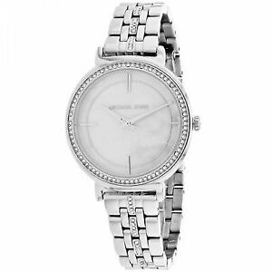 Michael Kors Womens Cinthia Watch 33mm