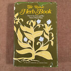 The Rodale Herb Book 1974 Hardcover Natures Miracle Plants
