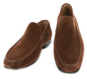 Neuf Sutor Mantellassi Marron Chaussures - Mocassins - 7.5/6.5 - (SM5107743433)