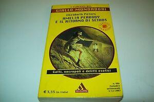 I-CLASSICI-DEL-GIALLO-MONDADORI-986-PETERS-AMELIA-PEABODY-amp-IL-RITORNO-DI-SETHOS