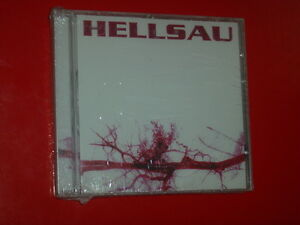 HELLSAU-REVAIN-RARE-MAXI-CD-SINGLE-5-TRK-NEW-SEALED-SIGILLATO-1997