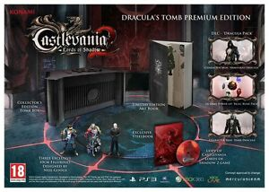 Castlevania-Lords-of-Shadow-2-Dracula-039-s-Tomb-Premium-Edition-PS3-IN-STOCK