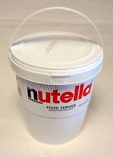 Ferrero Nutella Chocolate Hazelnut Spread Huge Bucket Tub 3kg / 6.6lb Fresh