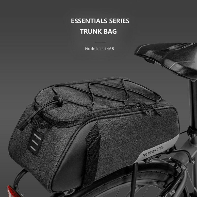 4XROSrueda 2018 nuovo 141465 Mountain strada bicicletta ciclismo Rear Seat Rack T K1Q9
