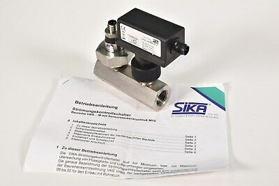 SIKA VHS20M0ARDEN101 Flow switch