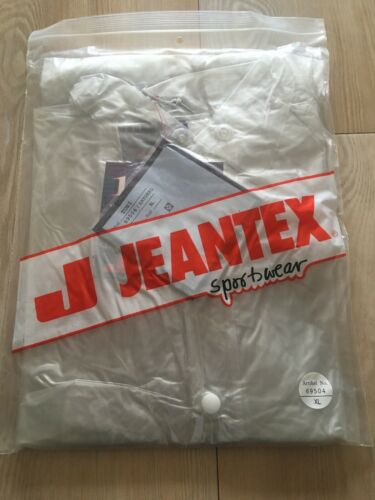 Jeantex PVC lluvia chaqueta impermeable Model toni 69504 XL natural