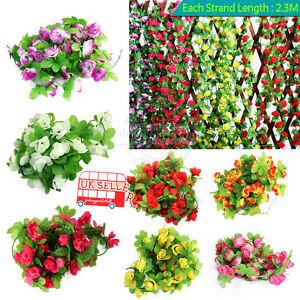 2-3M-artificiel-fleur-rose-lierre-guirlande-plante-faux-feuillage-vigne-mariage