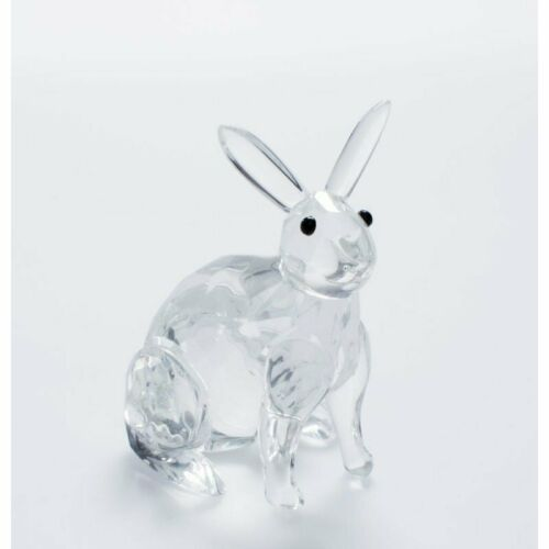 Crystal Style Collection NEU OVP Editions Atlas Figur KANINCHEN Glas