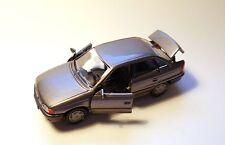 Opel Astra F Limousine saloon in grau grise grey metallic, GAMA 1:43 OHNE NO box