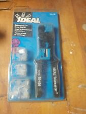 Ideal 33 700 Telemaster Crimper And Connector Kit