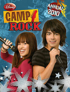 Good-Disney-034-Camp-Rock-034-Annual-2010-Hardcover-VARIOUS-1405246529