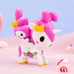 AUTH tokidoki Unicorno x Hello Kitty and Friends ~GUDETAMA~ Figurine
