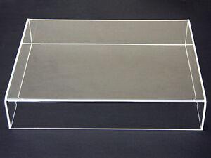 Thorens-TD-145-160-165-166-MKII-Plattenspieler-Haube-Deckel-Dust-Cover-fur-MKII