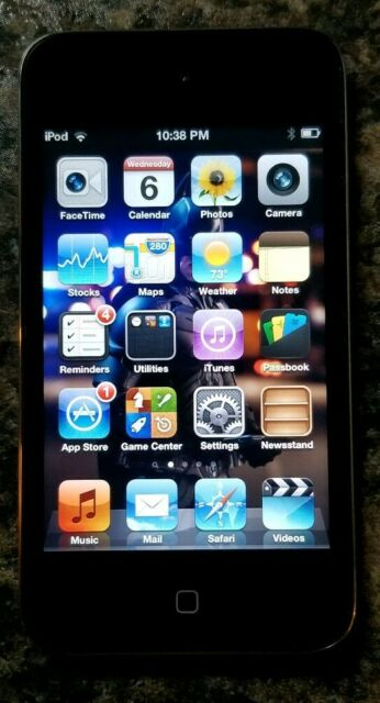 Apple iPod Touch 4th Generation Black (32 GB) for sale ...