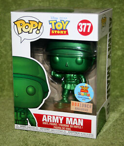 Funko-Pop-Disney-Pixar-Toy-Story-Army-Man-Metallic-Box-Lunch-Exclusive-377