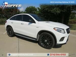 2018 Mercedes-Benz Other GLE 43 AMG?? Coupe 4MATIC??
