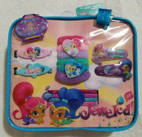 Nickelodeon Shimmer And Shine Acessory Set