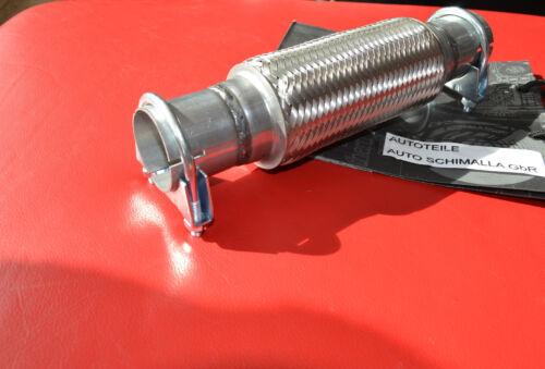 Flexrohr*Montage ohne Schweißen+Schellen Kia Magentis 2.5 V6 GD 8253 339