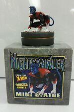Bowen Designs Nightcrawler X-Men Marvel  Mini Statue from 2002 445/4000 Limited