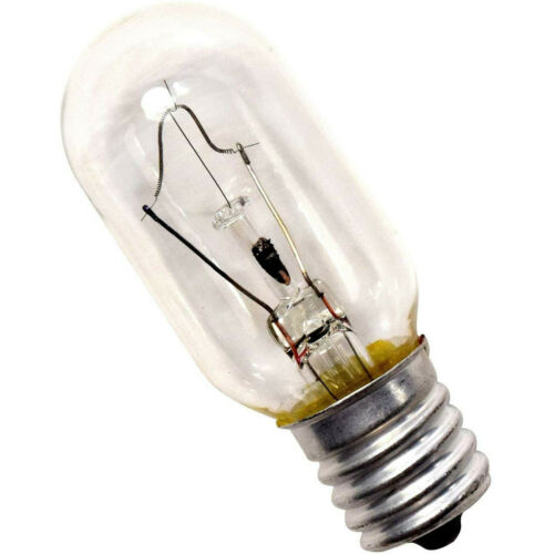 4-Pack 40W T8 E17 Base Light Bulbs fits Appliance Microwave Oven Refrigerator