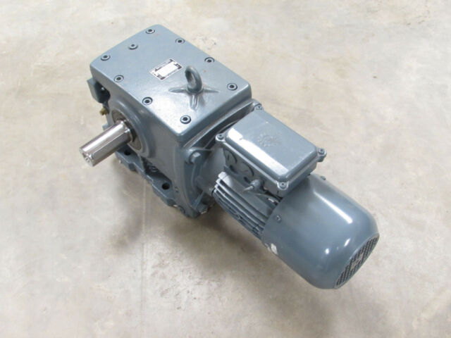 NORD 32100-80 L4 Bre10 Right-angle Helical Worm Gear Motor NNB