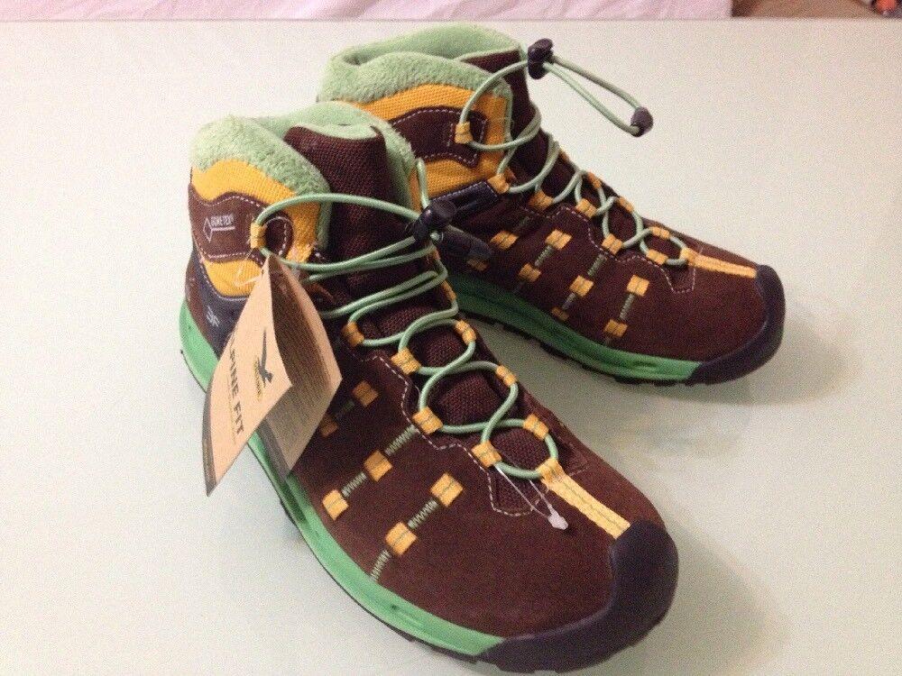 Salewa GORE-TEX  leder outdoor stiefel warme gr.36UK31 2USA4 1 2.  | Die Qualität Und Die Verbraucher Zunächst