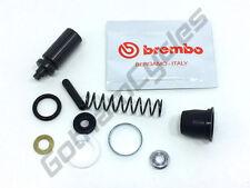 Aprilia Brembo 13mm Rear Brake Master Cylinder Pump Seal Rebuild Kit