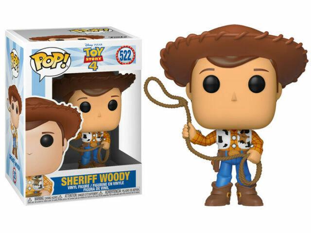 Pop Movies Disney Toy Story Woody