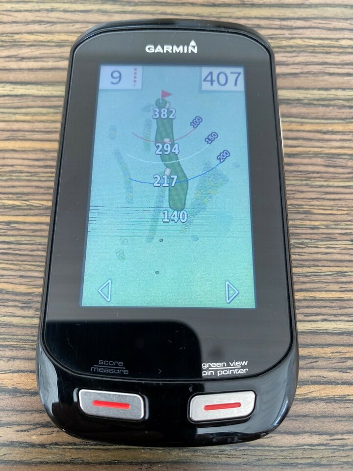Golf-GPS, Garmin