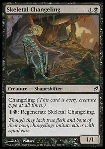 MTG-Magic-C-Lorwyn-Skeletal-Changeling-SP