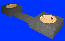 """FORD F150 SUPERCAB / EXTENDED CAB 1997-99 10"""" GREY SUBWOOFER SUB ENCLOSURE BOX"""
