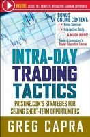 Intra-day Trading Tactics Course Book By Greg Capra Isbn: 1592803148