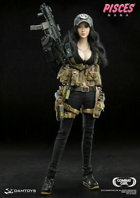 Patches Set Pisces Lucy 1//6 Scale Damtoys Action Figures