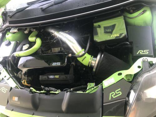 Ford Focus RS Mk2 Slam Panneau Remplissage fin//fibre de carbone effet plastique