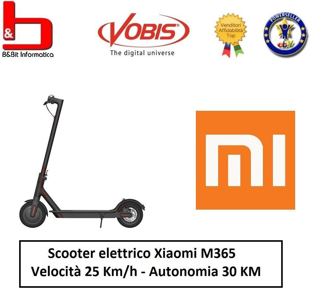 XIAOMI M365 - elektrisch Roller - Geschwindigkeit 25 25 25 km h - schwarz - italienisch 40a55b