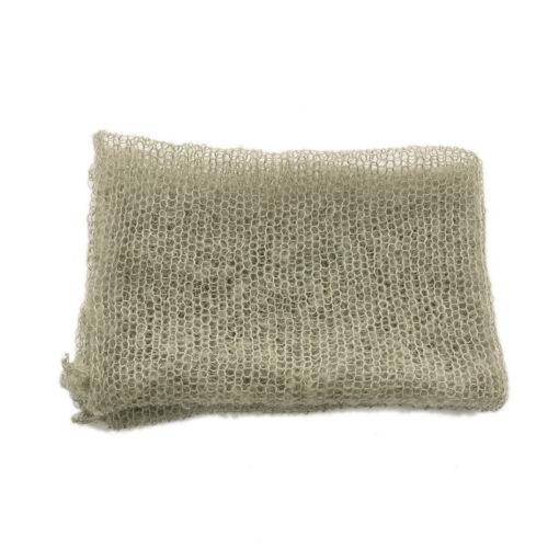 1PC Newborn Baby Boy Girl Mohair Wrap Knit Photography Prop Baby Photo PVCAE/_sh