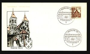 Germany-Mi-246-FDC-Cacheted-Unaddressed-Z15644