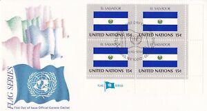 UN140-United-Nations-1980-El-Salvador-15c-Stamp-Flag-Series-FDC-Price-8-00