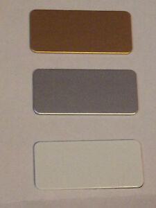 Door finger push plate standard repair cover plates for Door finger plates