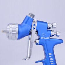 Devilbiss Professional LVMP TT Spray Gun w/ 600ml Gravity Feed Paint Pot