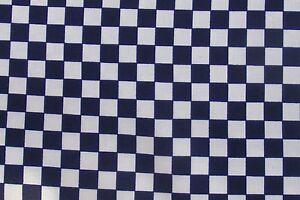 Escala 1:12 de cuadros blanco y negro Seda Italiana tumdee Casa De Muñecas Accesorio Mzb