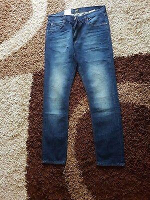 Lee Jeans Pantaloni Uomo Tg 34/32- Elevato Standard Di Qualità E Igiene