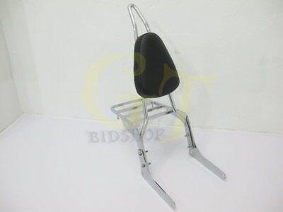 Sissy Bar Backrest for Honda Rebel 250 CMX 250 CA125 CA250 86-14 gt#Tr