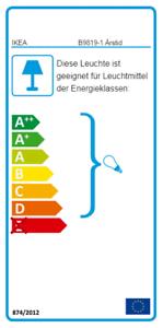 IKEA-ARSTID-Tischleuchte-Tischlampe-Leuchte-Tisch-Lampe-Messing-weiss-NEU-amp-OVP