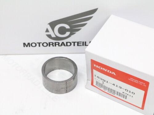 Honda CB 400 450 A T SC Dichtung Auspuff original gasket exhaust Genuine